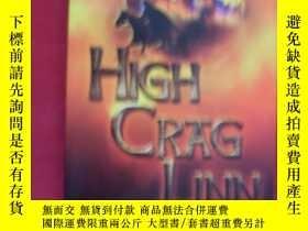 二手書博民逛書店外文版:HIGH罕見CRAG LINN(C3)Y10202 請看
