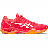 Asics Court Control FF [1072A019-702] 女鞋 羽球 透氣 輕量 彈性 緩衝 穩定 粉