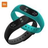 小米手環2智能藍牙男女款運動計步器心率睡眠監測學生手錶【限量85折】