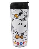 【卡漫城】 Snoopy 隨行杯 黃領結白色 ㊣版 史奴比 史努比 隨手杯 隨身杯 隔熱水杯 隨手壺 380cc