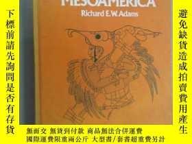二手書博民逛書店PREHISTORIC罕見MESOAMERICA 中美洲的史前文明 硬精裝Y15969 出版1977