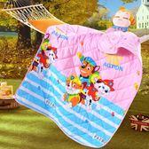 兒童夏涼被寶寶夏季 幼兒園空調被薄款小鋪蓋嬰兒蓋被新生兒被子   夢曼森居家