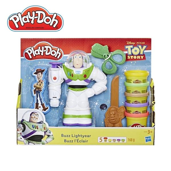 Play-Doh培樂多-巴斯光年遊戲組