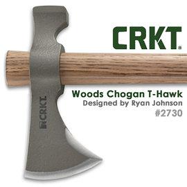 丹大戶外【CRKT】CRKT Woods Chogan T-Hawk斧頭 2730