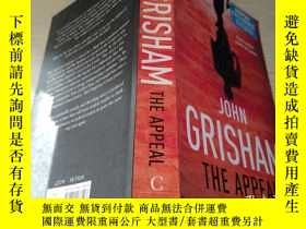 二手書博民逛書店JOHN罕見GRISHAM THE APPEAL 【實物拍圖】Y