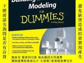 二手書博民逛書店Building罕見Information Modeling For DummiesY410016 Stefa
