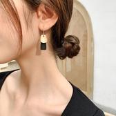 耳環女耳墜複古法式網紅耳釘氣質簡約韓國耳飾品2019新款潮