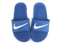 NIKE拖鞋 KAWA SLIDE TL 超輕量 防水 運動拖鞋 M7185#藍色 OSOME奧森童鞋