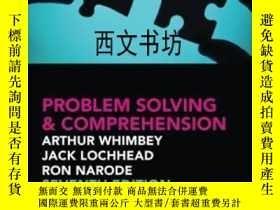 二手書博民逛書店【罕見】2013年出版 Problem Solving & Co