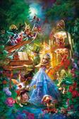 【拼圖總動員 PUZZLE STORY】SHU 愛麗絲交響樂團  日本進口拼圖/AppleOne/繪畫/1000P