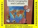 二手書博民逛書店Pacemaker罕見World Geography And Cultures 2nd EditionY128