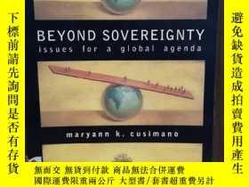二手書博民逛書店Beyond罕見Sovereignty: Issues for