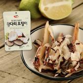 韓國 鄭和 魷魚片30g【庫奇小舖】