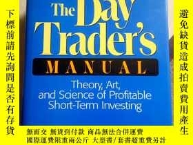 二手書博民逛書店The罕見Day Trader s Manual 日交易手冊Y11897 WILLIAM F. ENG 見圖