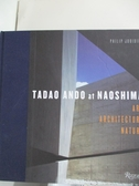 【書寶二手書T1/音樂_DZ9】Tadao Ando at Naoshima: Art, Architecture, Nature_Jodidio