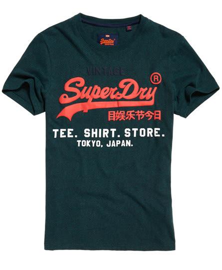 SUPERDRY 極度乾燥 SUPER DRY 男 當季最新現貨 T-SHIRT SUPERDRY ST1204