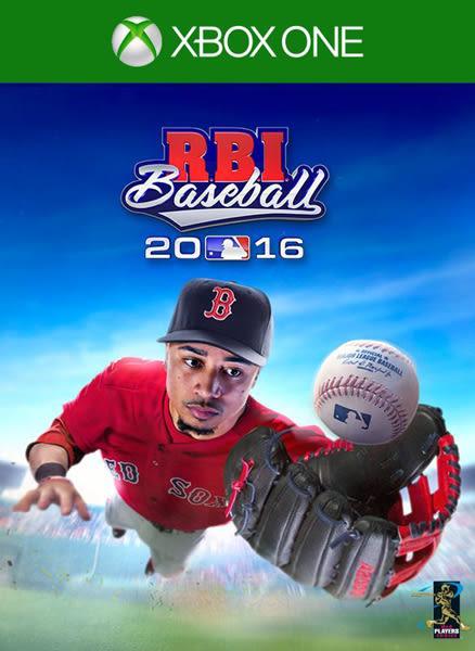 X1 RBI Baseball 2016 打點 棒球 2016(美版代購)