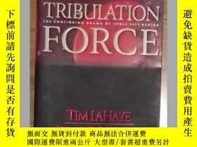 二手書博民逛書店英文原版罕見Tribulation Force by Jerry