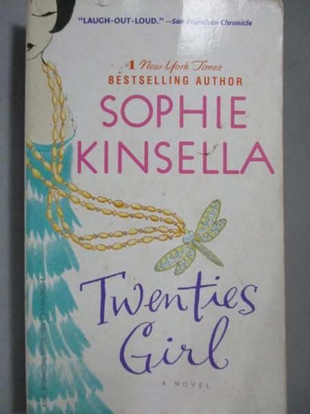 【書寶二手書T7/原文小說_NRE】TWENTIES GIRL 1920魔幻女孩_Sophie Kinsella