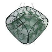 魚籠黃鱔捕魚工具抓魚神奇自動撲漁網蝦籠神器蟹籠龍蝦魚網捕魚籠  HM 范思蓮恩