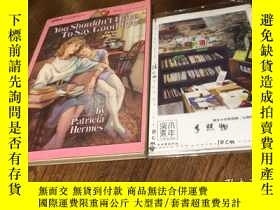 二手書博民逛書店英文原版罕見you shouldn t have to say good-byeY181828 Patrici