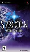 PSP Star Ocean: Second Evolution 銀河遊俠 2:二次進化(美版代購)