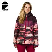 PROTEST 女 機能防水保暖外套 (暗熔岩) FERNIE SNOWJACKET