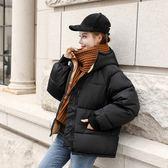 鋪棉外套棉衣外套短款面包服學生棉服寬鬆棉襖禦寒保暖【快速出貨】