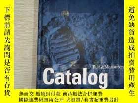 二手書博民逛書店Test&Measurement罕見catalog1998(英文