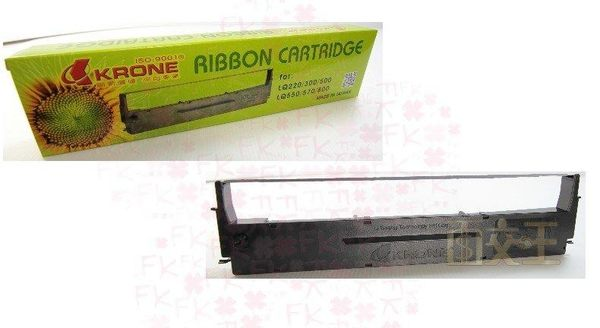 【尋寶趣】Krone 立光 EPSON LQ800 點陣式印表機 色帶 適用LQ800 570 KR-RCELQ800