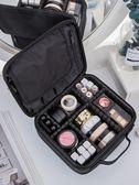 化妝包 化妝包女大容量多功能簡約便攜旅行化妝箱專業化妝師跟妝包   宜室家居