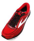27.5cm 出清5折 BROOKS 男款慢跑鞋GLYCERIN 15 超強避震 1102581D647 紅x銀Logo[陽光樂活]