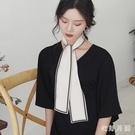 絲巾女百搭韓版春秋小領巾2019夏季新款...