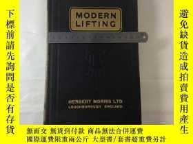 二手書博民逛書店modern罕見lifting 1933年版 英國印刷! 100