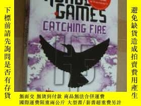 二手書博民逛書店The罕見Hunger Games #2: Catching F