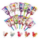 日本 Glico 江崎 Disney POPCAN 迪士尼/綜合飲料版棒棒糖 乙入◆86小舖◆