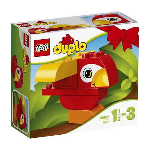 LEGO 樂高 得寶幼兒系列 我的第一隻鳥 LG10852