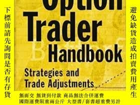 二手書博民逛書店The罕見Option Trader HandbookY255562 George Jabbour Wiley