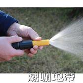 園藝自動澆水噴頭澆花塑料水管水槍噴霧噴水柱花灑水器園林直噴【潮咖地帶】