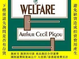 二手書博民逛書店The罕見Economics Of Welfare-福利經濟學Y436638 Arthur Cecil Pig