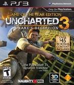 PS3 秘境探險 3:德瑞克的騙局 年度版(美版代購)