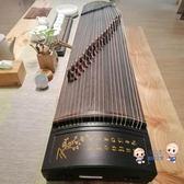 古箏 古箏初學者教學專業演奏入門揚州古箏琴 梧桐木十級考級樂器T 1色