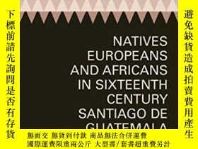 二手書博民逛書店Natives,罕見Europeans, And African