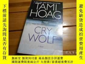 二手書博民逛書店TAMI罕見HOAG, CRY WOLF 哭泣的狼Y19865