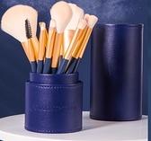化妆刷 12支化妝刷 套裝全套眼影刷散粉刷修容腮紅刷化妝刷 子美妝工具【快速出貨八折搶購】