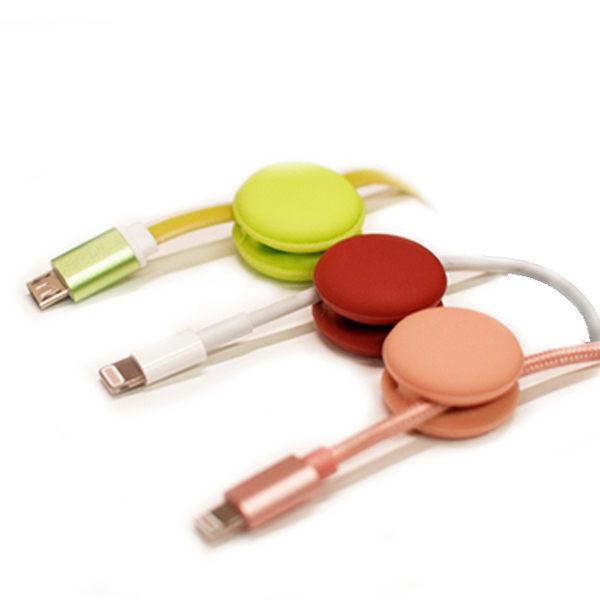 【618】好康鉅惠手機充電線固定器辦公室桌面數據線理線器集