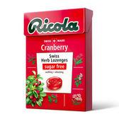利口樂 蔓越莓潤喉糖 40g