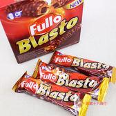印尼零食大魔法爆漿巧克力棒270g_15入【0216零食團購】8991102308861