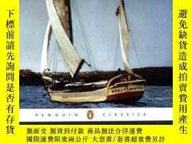 二手書博民逛書店Sailing罕見Alone Around The World-獨自環遊世界Y436638 Joshua Sl