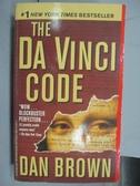 【書寶二手書T8/原文小說_NEP】The Da Vinci Code_Dan Brown